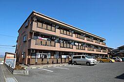 滋賀県野洲市六条の賃貸マンションの外観