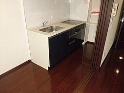 サニープレイス西芦屋2号館のキッチン