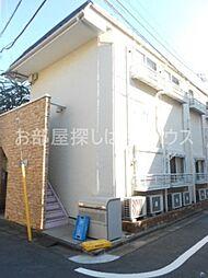 東京都杉並区西荻北4丁目の賃貸アパートの外観