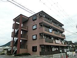 滋賀県栗東市辻の賃貸マンションの外観
