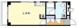 ダイワティアラ鎌ヶ谷[3階]の間取り