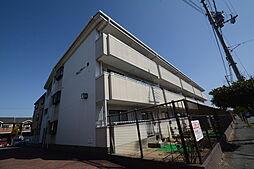 アメニティー湊[2階]の外観