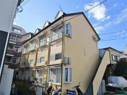 ハイツ東橋本[205号室]の外観