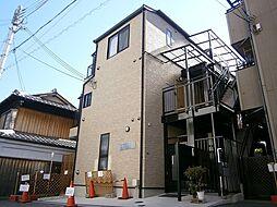 大阪府豊中市螢池中町2丁目の賃貸アパートの外観