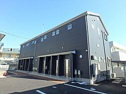 京王相模原線 京王多摩センター駅 徒歩14分の賃貸アパート