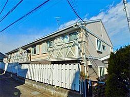 神奈川県川崎市麻生区片平1丁目の賃貸アパートの外観