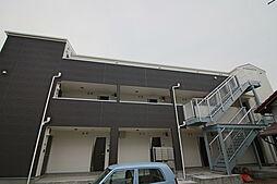 千葉県船橋市宮本6の賃貸アパートの外観