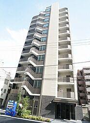 神奈川県川崎市川崎区南町の賃貸マンションの外観