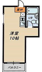 サンコート21[5階]の間取り