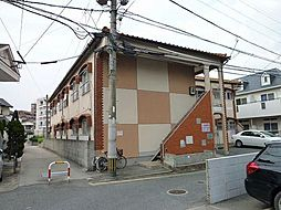 メゾンタキ井尻A[107号室]の外観