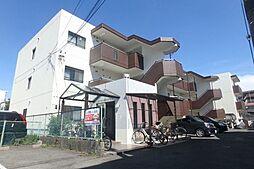 大阪府豊中市夕日丘1丁目の賃貸マンションの外観