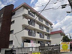 富士美ハイツ[4階]の外観