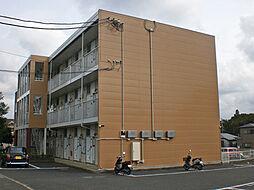 レオパレスプレジール西白井[3階]の外観