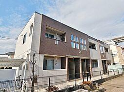多摩都市モノレール 甲州街道駅 徒歩8分の賃貸アパート