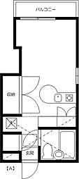メゾンCSRII[1階]の間取り