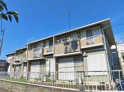 神奈川県綾瀬市寺尾北2の賃貸アパートの外観