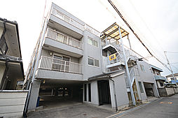 大阪府堺市西区鳳西町3丁の賃貸マンションの外観