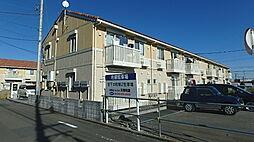 神奈川県相模原市中央区宮下本町1丁目の賃貸アパートの外観