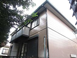 神奈川県横浜市鶴見区馬場4丁目の賃貸アパートの外観