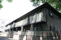 グリーンTAMAGAWA[202号室]の外観