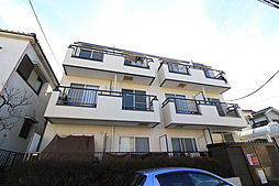 千葉県浦安市富士見3丁目の賃貸マンションの外観