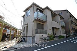 阪急千里線 関大前駅 徒歩13分の賃貸アパート