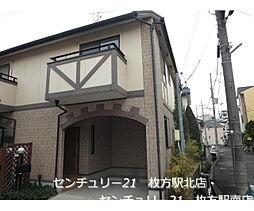 田中メゾネット[1階]の外観