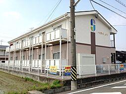 岐阜県瑞穂市本田の賃貸アパートの外観