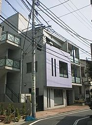 東京都大田区蒲田2丁目の賃貸マンションの外観