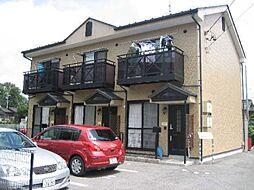 岐阜県美濃加茂市本郷町2丁目の賃貸アパートの外観