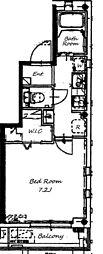JSディッグハウス[3階]の間取り