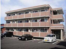 新潟県新潟市北区下早通の賃貸マンションの外観