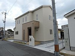 [一戸建] 福岡県古賀市中央2丁目 の賃貸【/】の外観