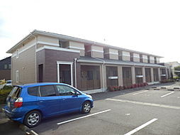 滋賀県守山市立入町の賃貸アパートの外観