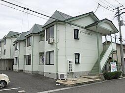 福島県郡山市八山田5の賃貸アパートの外観