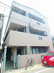 福岡県福岡市早良区弥生1丁目の賃貸マンションの外観