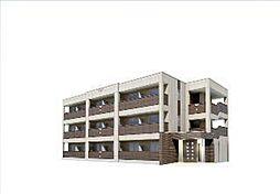 道野辺中央4丁目新築マンション[1階]の外観