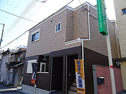 JR関西本線 東部市場前駅 徒歩10分の賃貸アパート