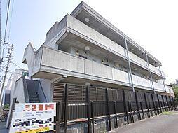 神奈川県相模原市南区相模台2の賃貸マンションの外観