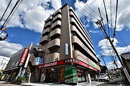 大阪府松原市上田1丁目の賃貸マンションの外観