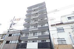 サンライフ北田辺[8階]の外観