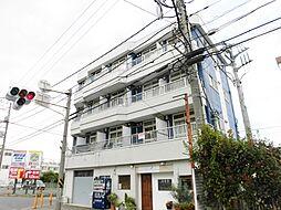 神奈川県海老名市東柏ケ谷5の賃貸マンションの外観