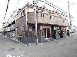 Osaka Metro今里筋線 太子橋今市駅 徒歩3分の賃貸アパート