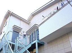 クレシェンドM[2階]の外観