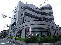 埼玉県川越市大手町の賃貸マンションの外観