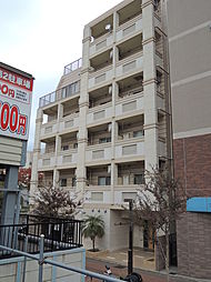 ピュアハートミナミ[4階]の外観