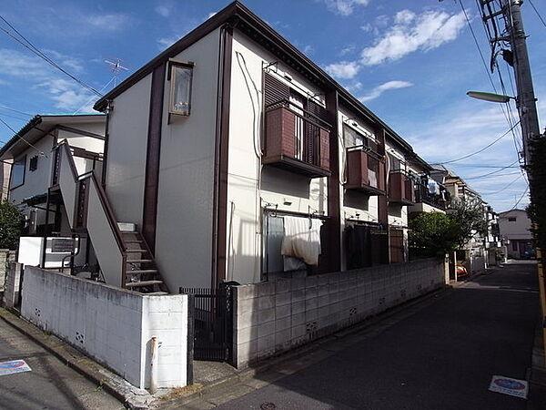 シティハイツ松原[103号室]の外観