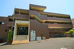 千葉県市川市須和田2丁目の賃貸マンションの外観