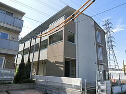 JR武蔵野線 吉川美南駅 徒歩10分の賃貸アパート