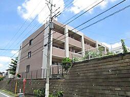 ガーデンハート[1階]の外観